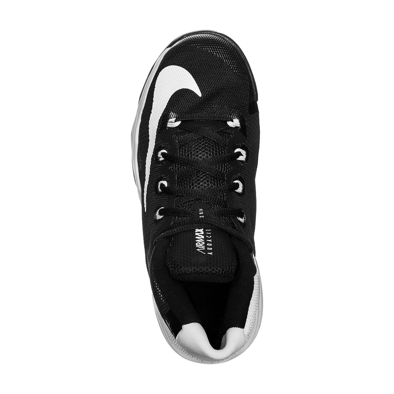 6 Big Kid M, Black//Reflect Silver-White Nike Air Max Audacity 2016 Big Kids