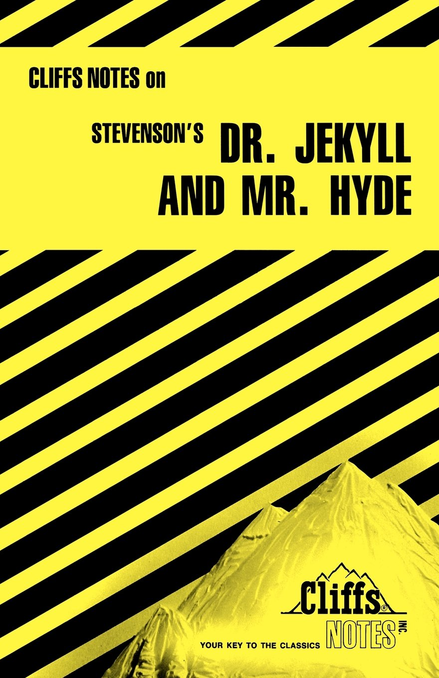 cliffs notes on stevenson s dr jekyll and mr hyde amazon co uk cliffs notes on stevenson s dr jekyll and mr hyde amazon co uk ph d james l roberts 0049086004083 books