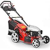 HECHT 548SWE Benzin-Rasenmäher Elektro-Start Funktion, 3,7 kW, 5,0 PS