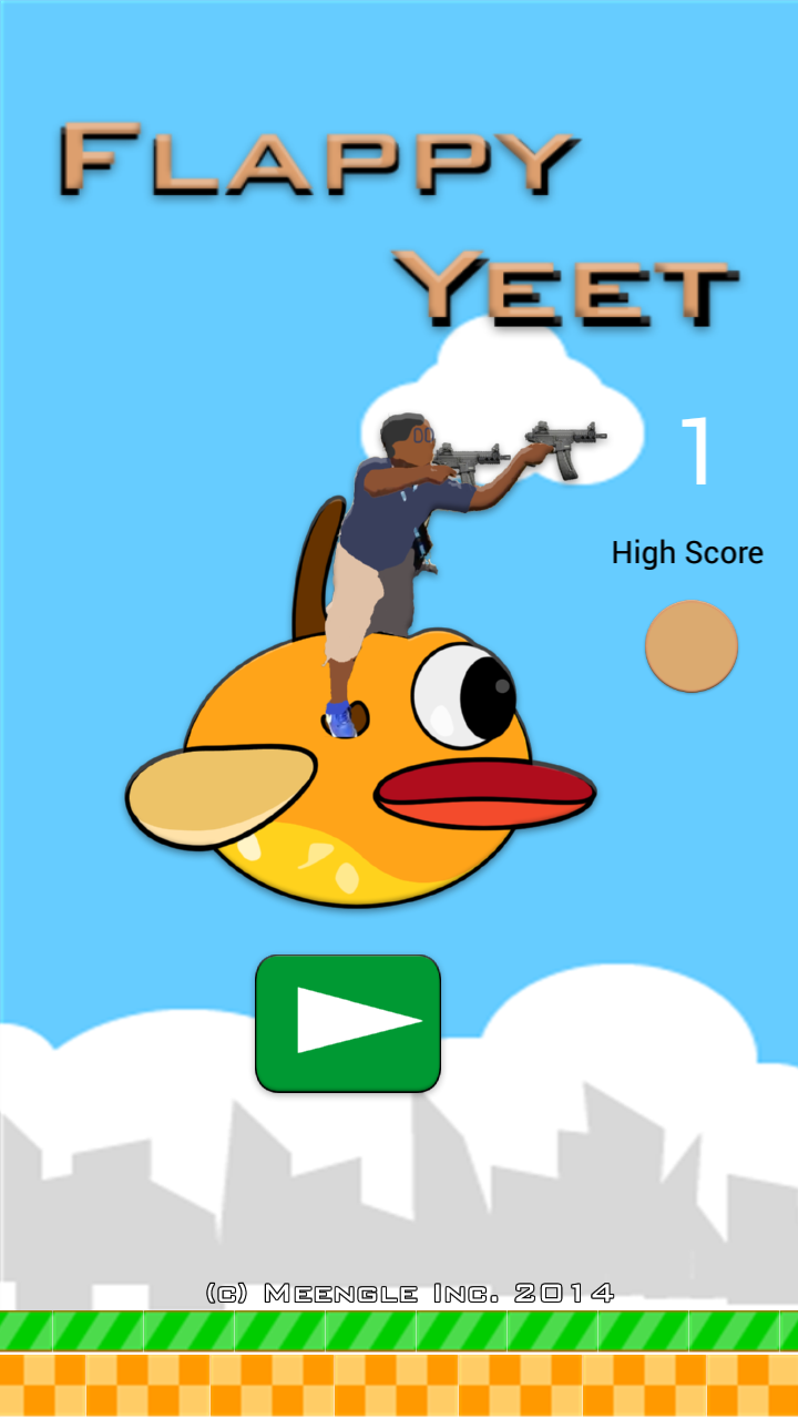 Roblox Id Yeet Flappy Yeet Amazon Ca Appstore For Android