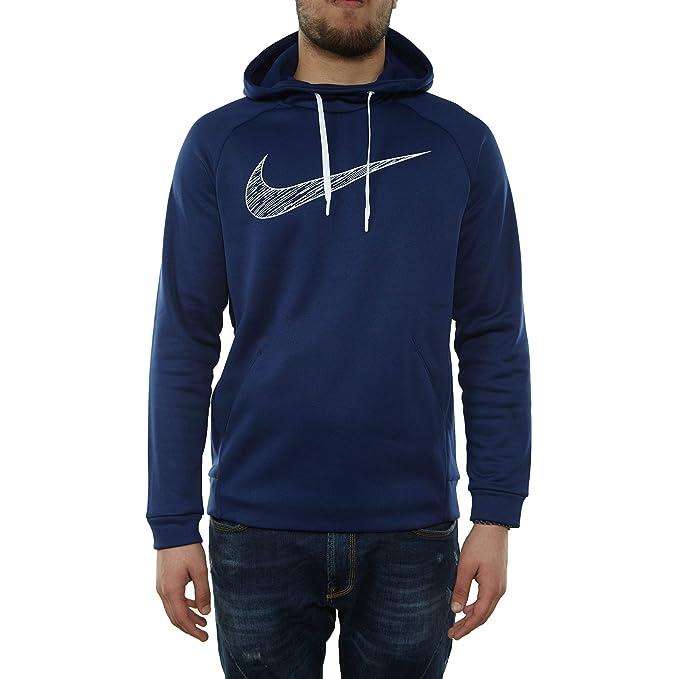 Nike Therma Graphic - Sudadera con Capucha para Hombre: Amazon.es: Deportes y aire libre