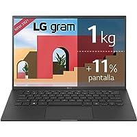 "LG gram 14Z90P Windows 10 Home, Ultraligero de 30.2 cm (14"") WUXGA 16:10 IPS (1 Kg, autonomía 18.5h. Intel EvoTM i7 11ª…"