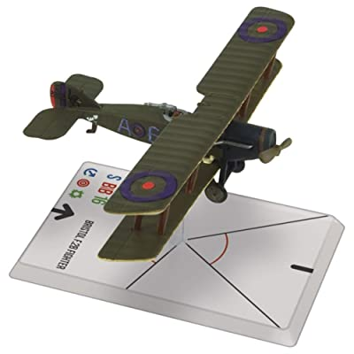 Wings of Glory Expansion Arkell/Stagg Bristol F.2B Fighter: Toys & Games