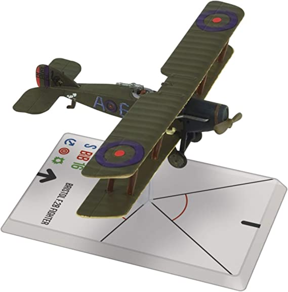 Bristol F 2B Fighter Arkell//Stagg Wings of Glory