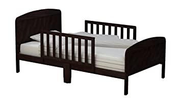 Rack Furniture RR5010ES Harrisburg Toddler Bed Espresso