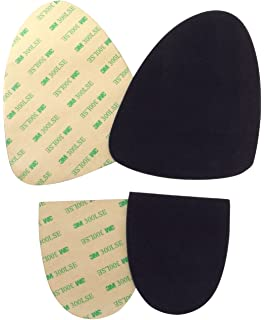 508dde8def07 Stick-on Suede Soles with Industrial-Strength Adhesive Backing. Resole Old  Dance Shoes