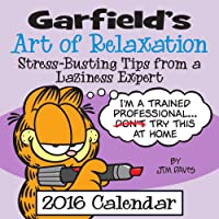 Garfield 2016 Wall Calendar