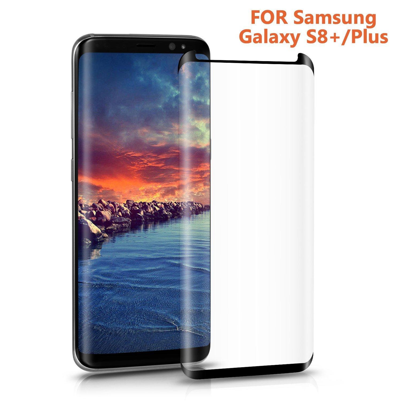 Samsung Galaxy S8 Plus Screen Protector SURWELL S8 Amazon Electronics