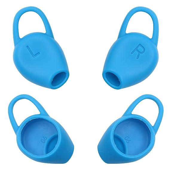 2bdd1a44384 ALXCD Ear Tips for Plantronics Backbeats Fit Headphone, 2 Paris Replacement  Anti-Slip Soft