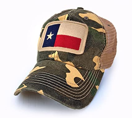 big sale classic shoes clearance prices order texas flag camo hat 8b577 9e675