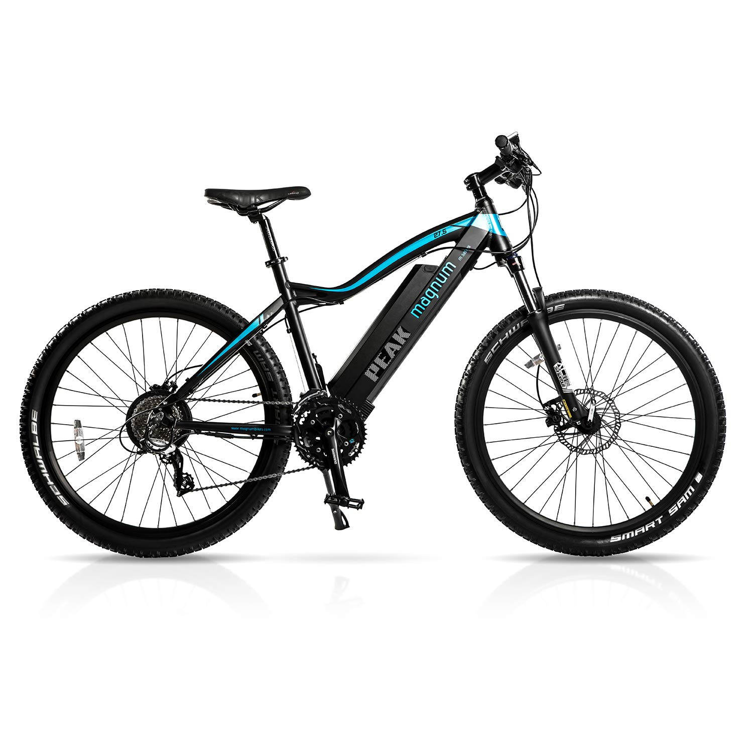 Magnum Peak Premium Electric Mountain Bike