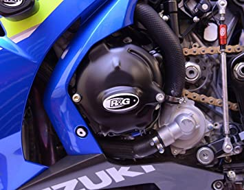 KIT PROTECCIONES DE CARTER MOTOR R&G 3 TAPAS KEC0103BK