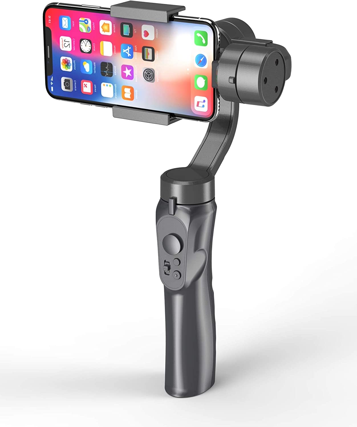 OUYAWEI Hot 3-Axis Handheld Smartphone Gimbal Stabilizer for X 8Plus 8 7 Android Sports Cameras