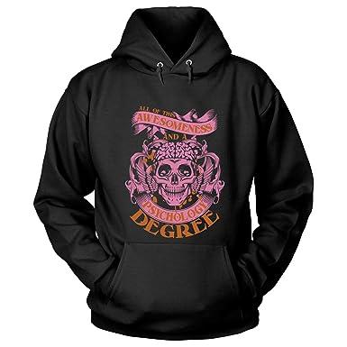 32f2995d Amazon.com: A Psychology Degree Hoodies, I Love Psychology T Shirt: Clothing