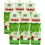 Yomo 优睦 部分脱脂牛奶 家庭装1L×6(意大利进口)(特卖)