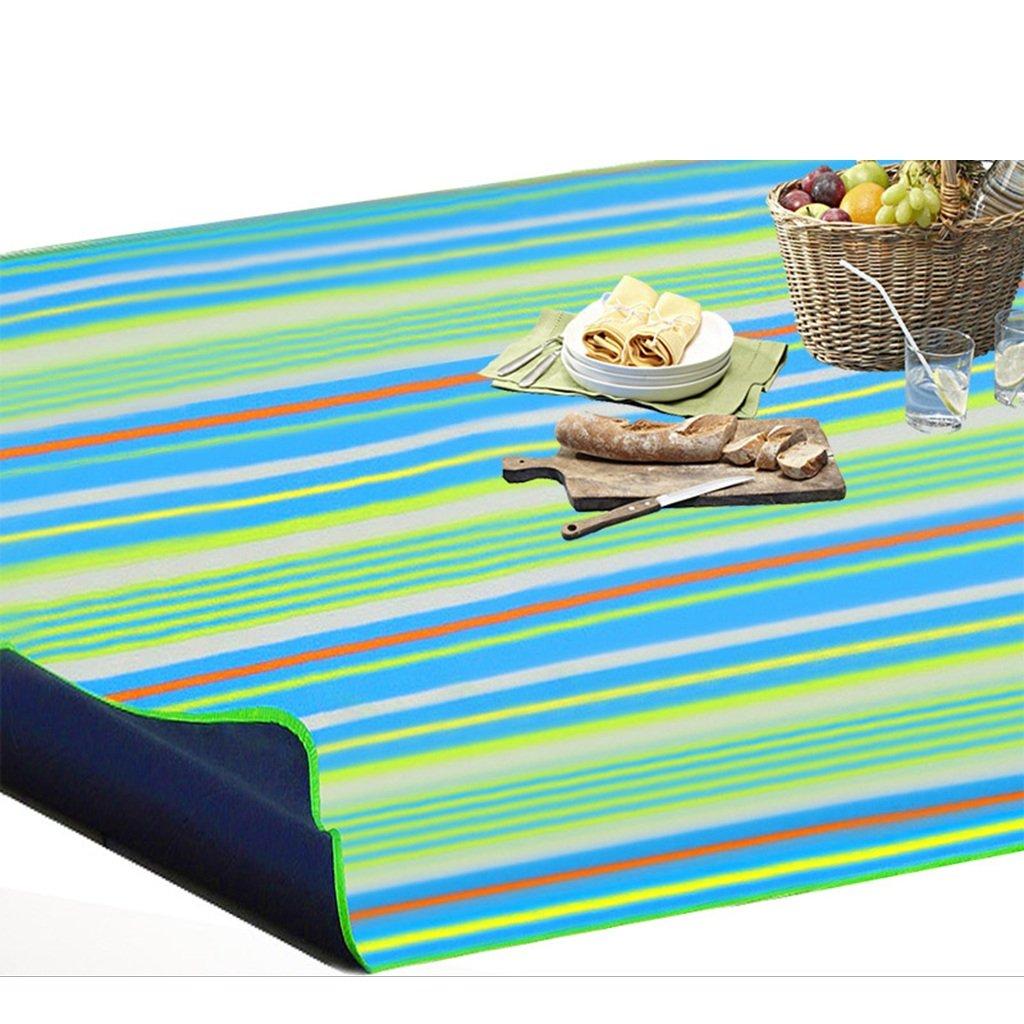 LXF Picknickdecken Outdoor Outdoor Outdoor FeuchtigkeitsBesteändige Pad Picknick Mats Spring Pad Grassland Beach Wasserdichte Rasen Tuch Wasserdichte Unterlage B0734T4J7K | Deutschland Berlin  9fbe42