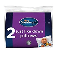 Silentnight Just Like Down Microfibre Pillow