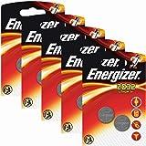 Energizer – Pilas de litio CR 2032 (3 V, 5 paquetes x 2 unidades)
