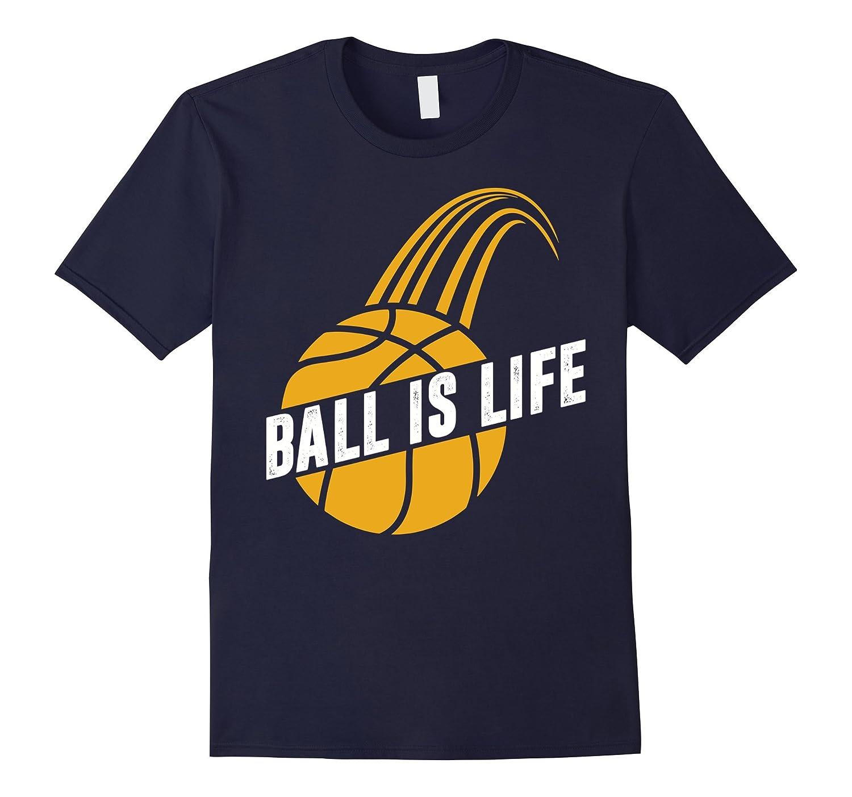 Basket ball Is life T-Shirt-Art