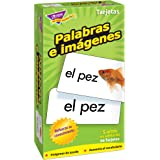 Trend Enterprises Palabras e imagenes Skill Drill Flash (Picture Words) Card Game