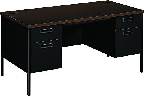 HON P3262MOP Metro Classic Double Pedestal Desk