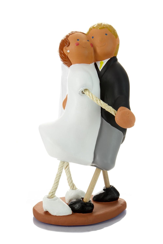 Jullar JC 403108 Tortendekoration Brautpaar