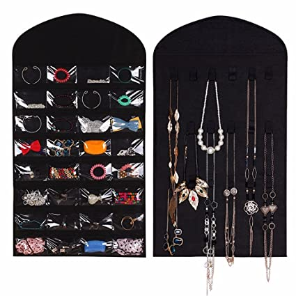 Amazoncom MyshineStyle Jewelry Accessories Hanging Organizer 18