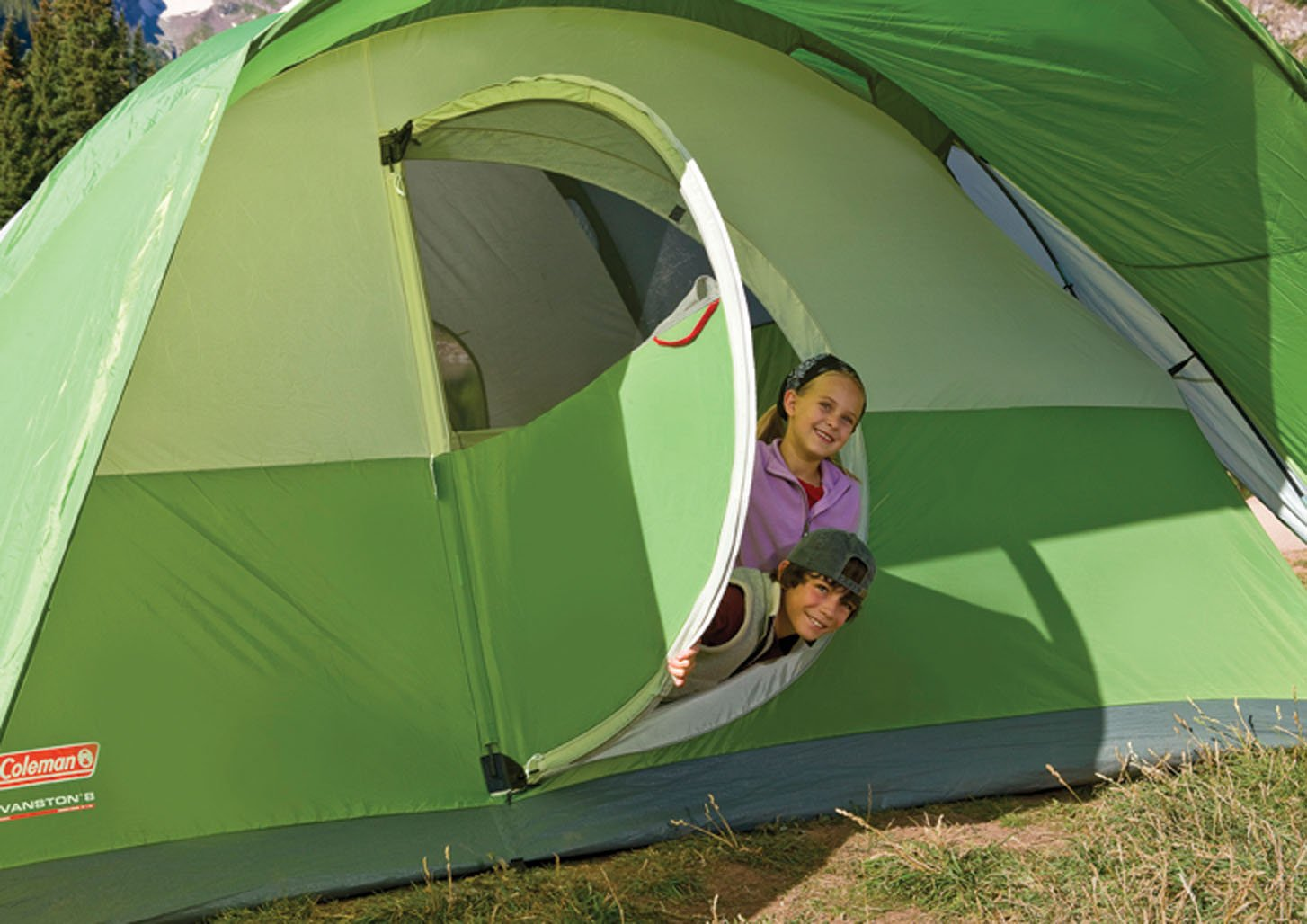 Coleman MontanaCamping Tent Black Friday 2020 Deals
