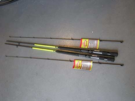 Mr  Crappie Slab Daddy Crappie Rods (Set of 2 Choice of Size)