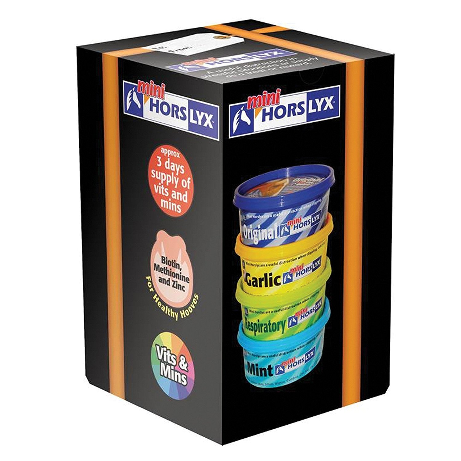 Horslyx Mini Licks Rainbow Pack 12585
