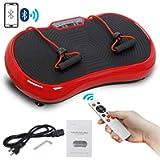 SUPER DEAL Pro Vibration Plate Exercise Machine - Whole Body Workout Vibration Fitness Platform Fit Massage Workout…