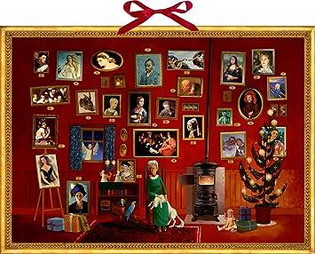 Calendrier De Lavent Allemand.Coppenrath La Galerie D Art Enorme Traditionnel Allemand