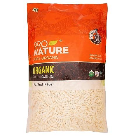 Pro Nature Organic Puffed Rice, 200g