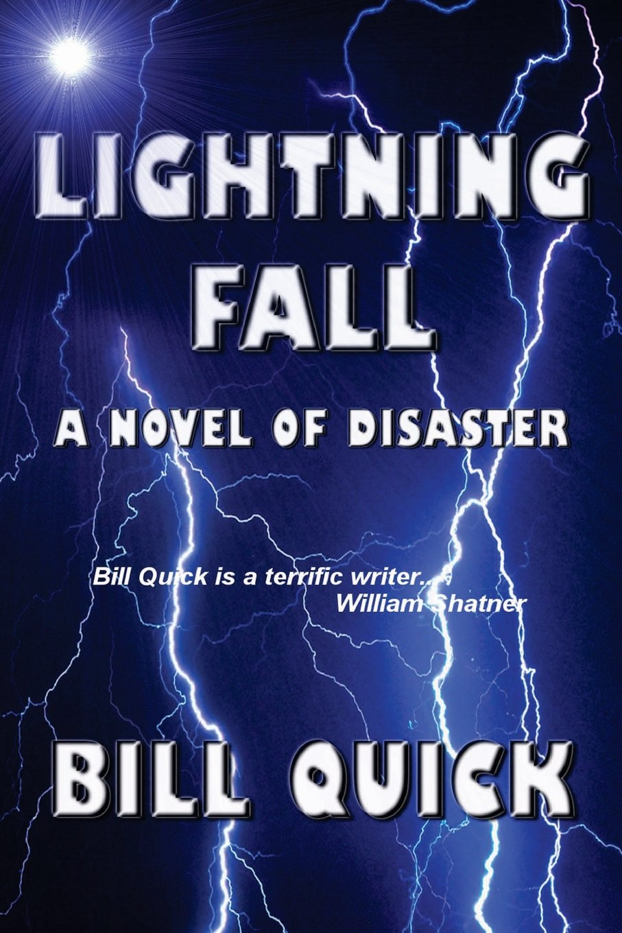 Lightning Fall: A Novel of Disaster PDF