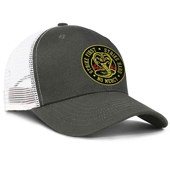 Amazon.com: SHTHYTS Cobra-Kai-Snake-Logo-Strike-Hard-First ...