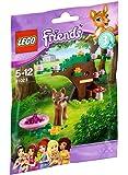 レゴ (LEGO) フレンズ バンビとグリーンフォレスト 41023