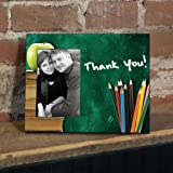 Picture Frame - Thank You Teacher Gift - Holds 4x6 picture