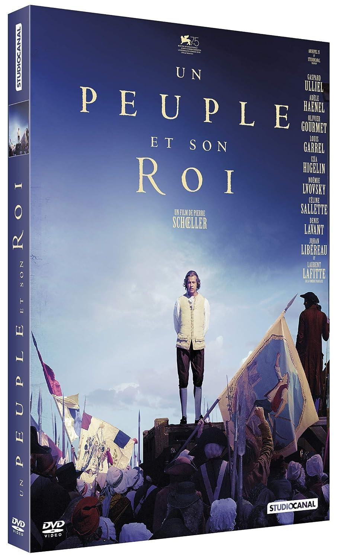 DVD du film Un peuple et son roi