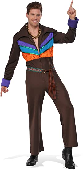 70s Costumes: Disco Costumes, Hippie Outfits Rubies Costume CO. Mens That 70s Guy Costume $21.09 AT vintagedancer.com