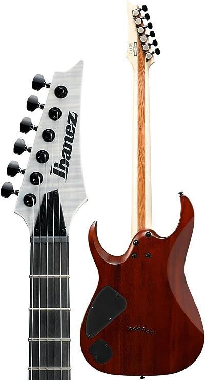 Ibanez Iron Label RGAIX6FM-TGF · Guitarra eléctrica: Amazon.es: Instrumentos musicales