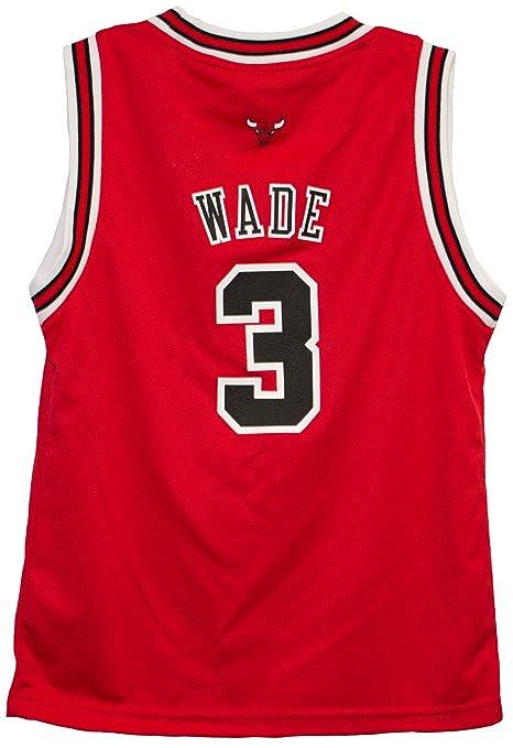 2f80b785a ... promo code for dwyane wade chicago bulls preschool away adidas nba  jersey medium 5 6 c5065