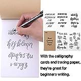 Tebik Hand Lettering Pens Kit, 22 Pack