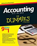 Accounting All-in-One For Dummies (For Dummies Series)