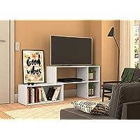 Rack para TV até 42 Polegadas Nova Mobile Branco