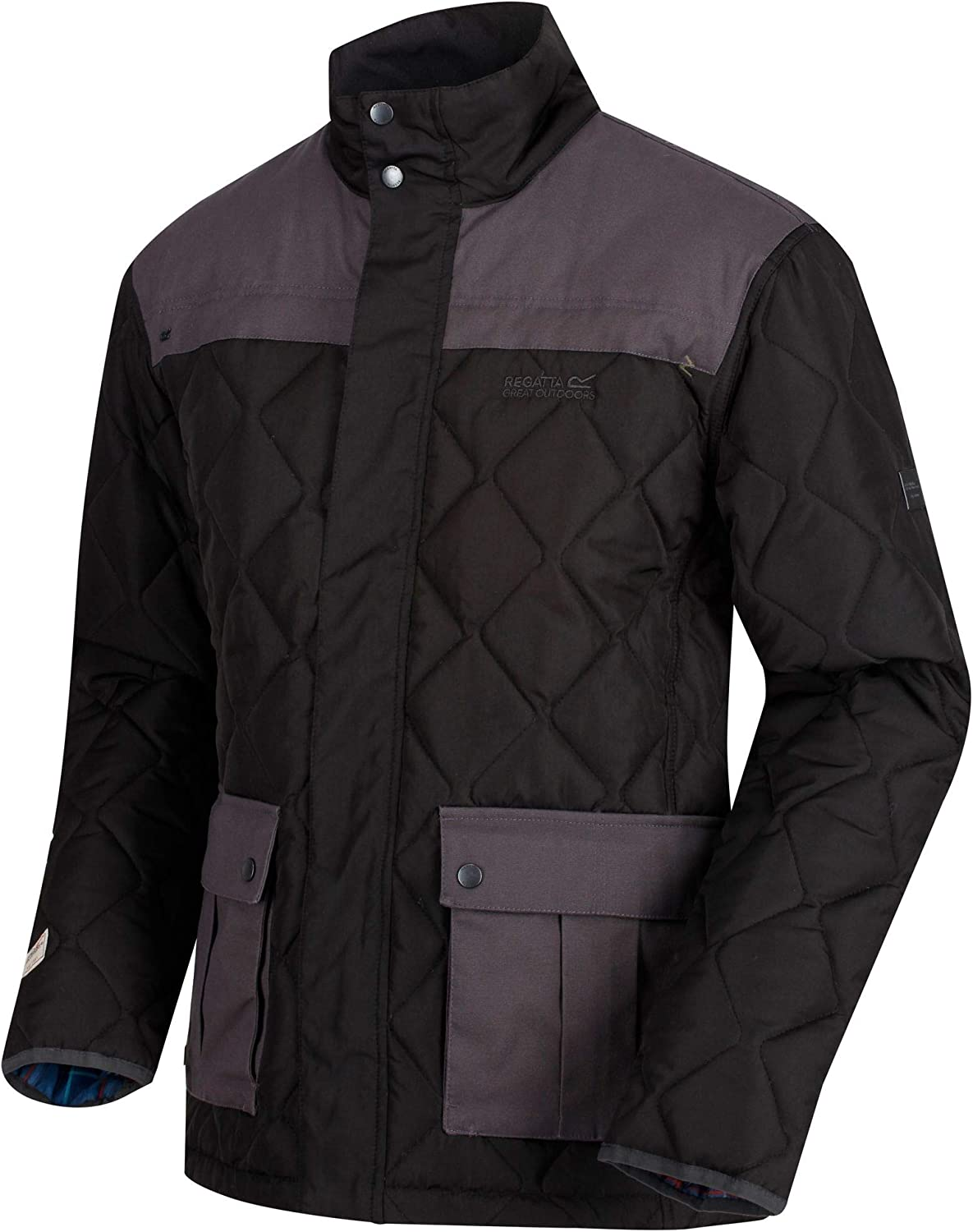 Giacca Uomo Regatta Lachlan Water Repellent And Insulated Quilted Outdoor