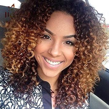 YOURWIGS Wigs for Black Women Afro Kinky