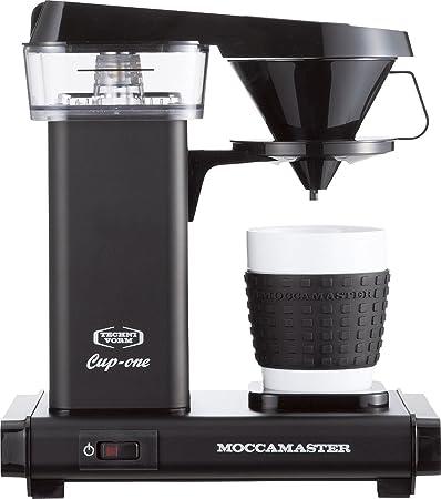 Moccamaster Cup-one Matt Black