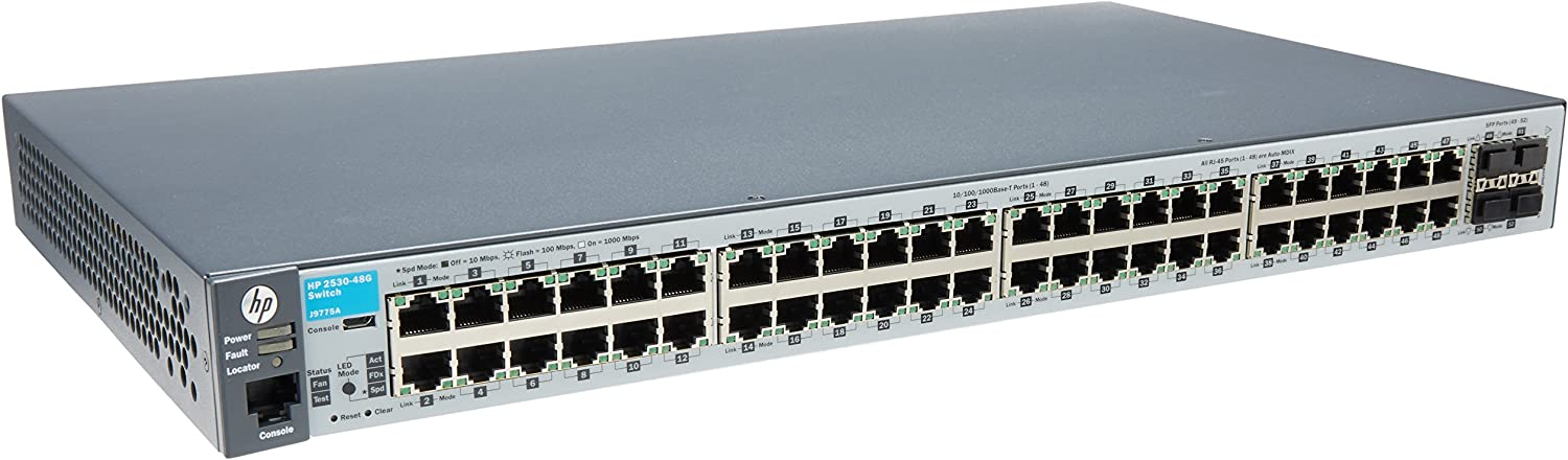 HP J9775A#ABA HP 2530-48G Switch
