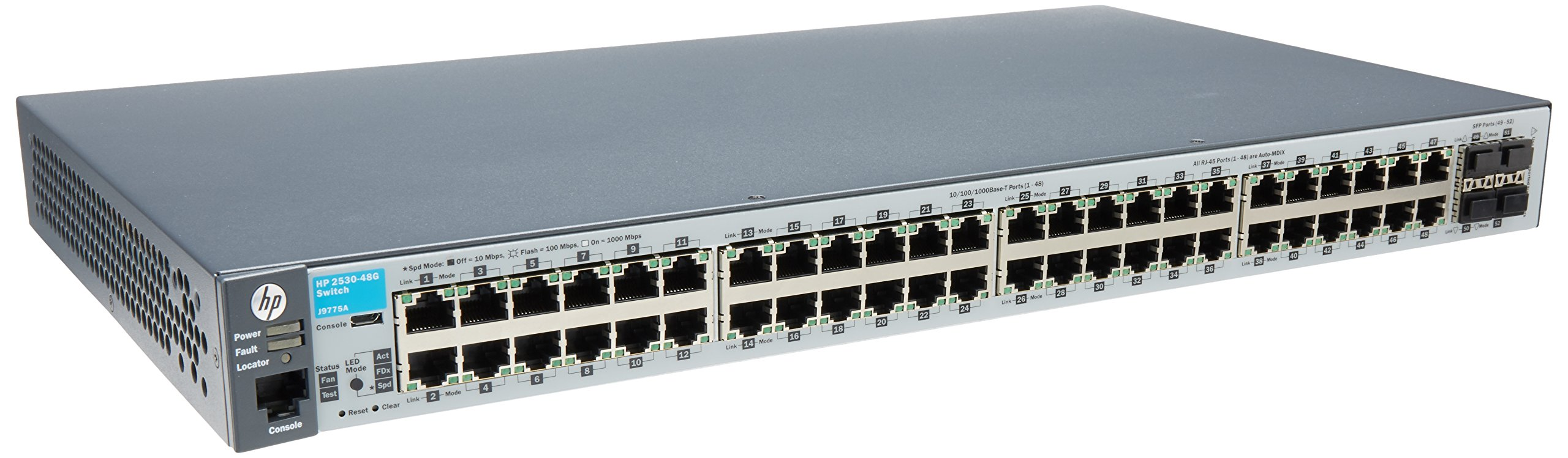 HP J9775A#ABA HP 2530-48G Switch