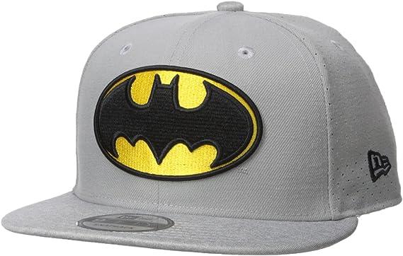 fresh styles exclusive deals 100% authentic Amazon.com: New Era Cap Young Men's Batman Perf Trick 9FIFTY ...